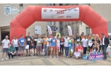 Un nou record la Auchan Tower Run!